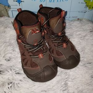 Merrell Mid Capra Brown Boots size 13 Hiking